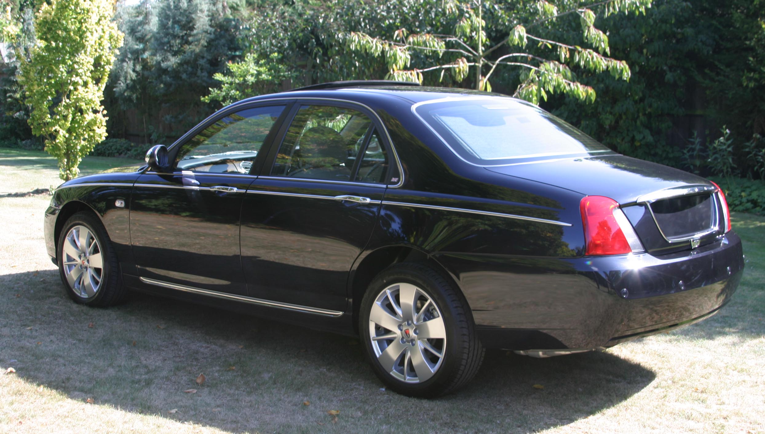 rover 75 1.8i-pic. 2