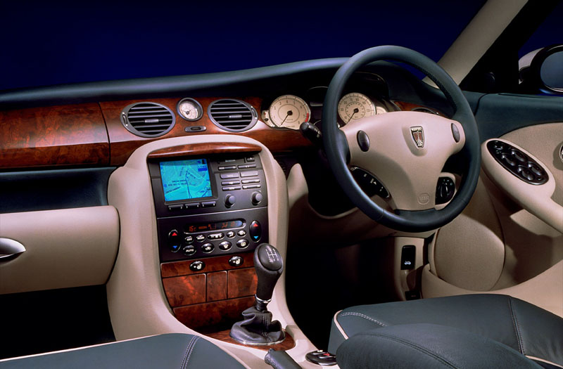 rover 75 2.0 cdt-pic. 2
