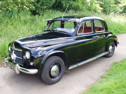 rover p4 75-pic. 1