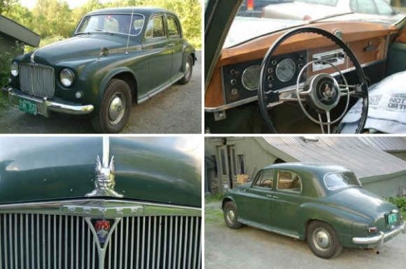 rover p4 75-pic. 3