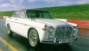 rover p5 coupe #3