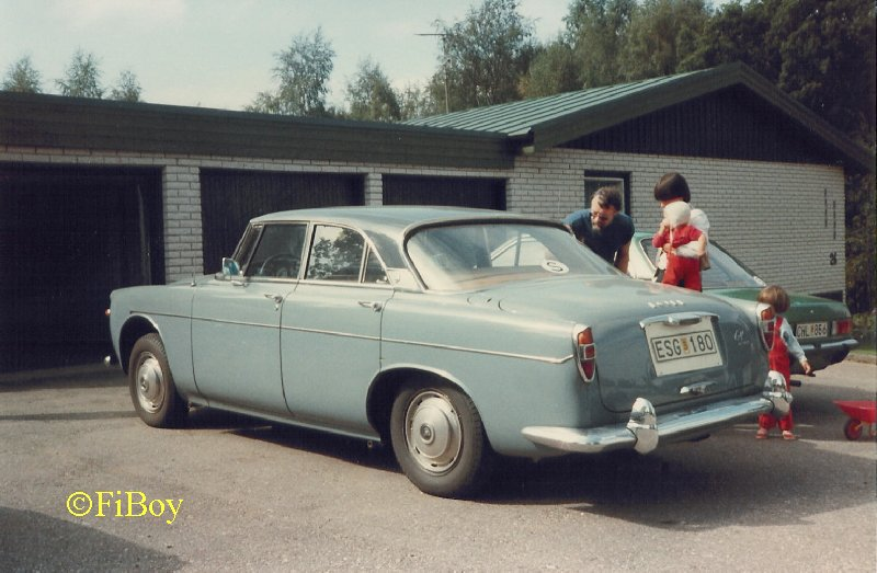 rover p5 coupe #6