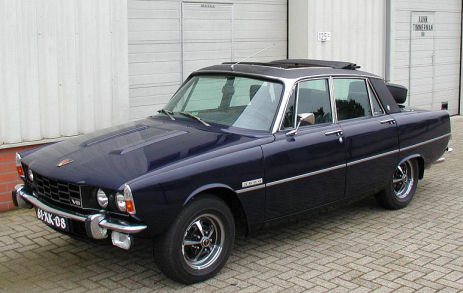 rover p6-pic. 3