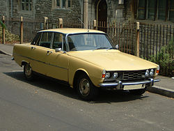 rover p6 3500-pic. 3