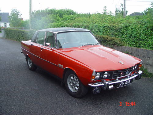 rover p6 3500 s-pic. 2