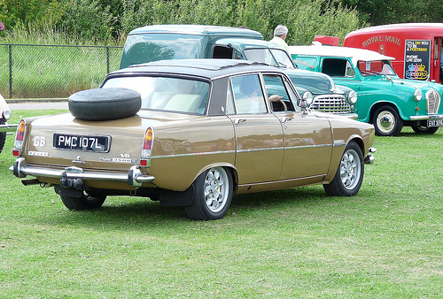 rover p6 3500 s-pic. 3