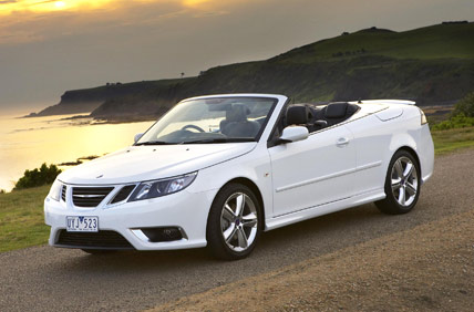 saab 9 3 convertible aero photos and comments. Black Bedroom Furniture Sets. Home Design Ideas