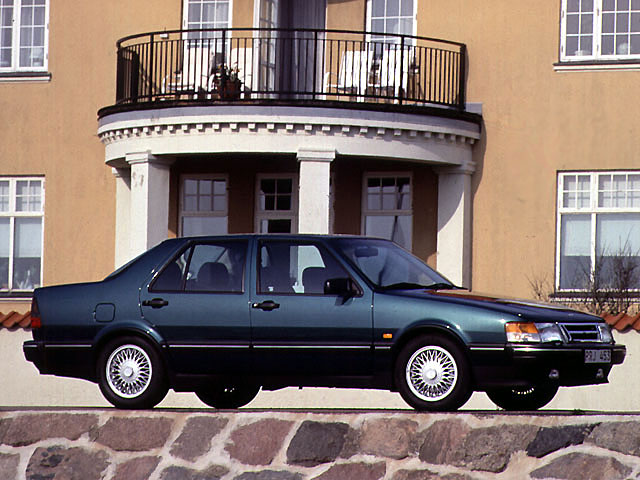 saab 9000 cd turbo