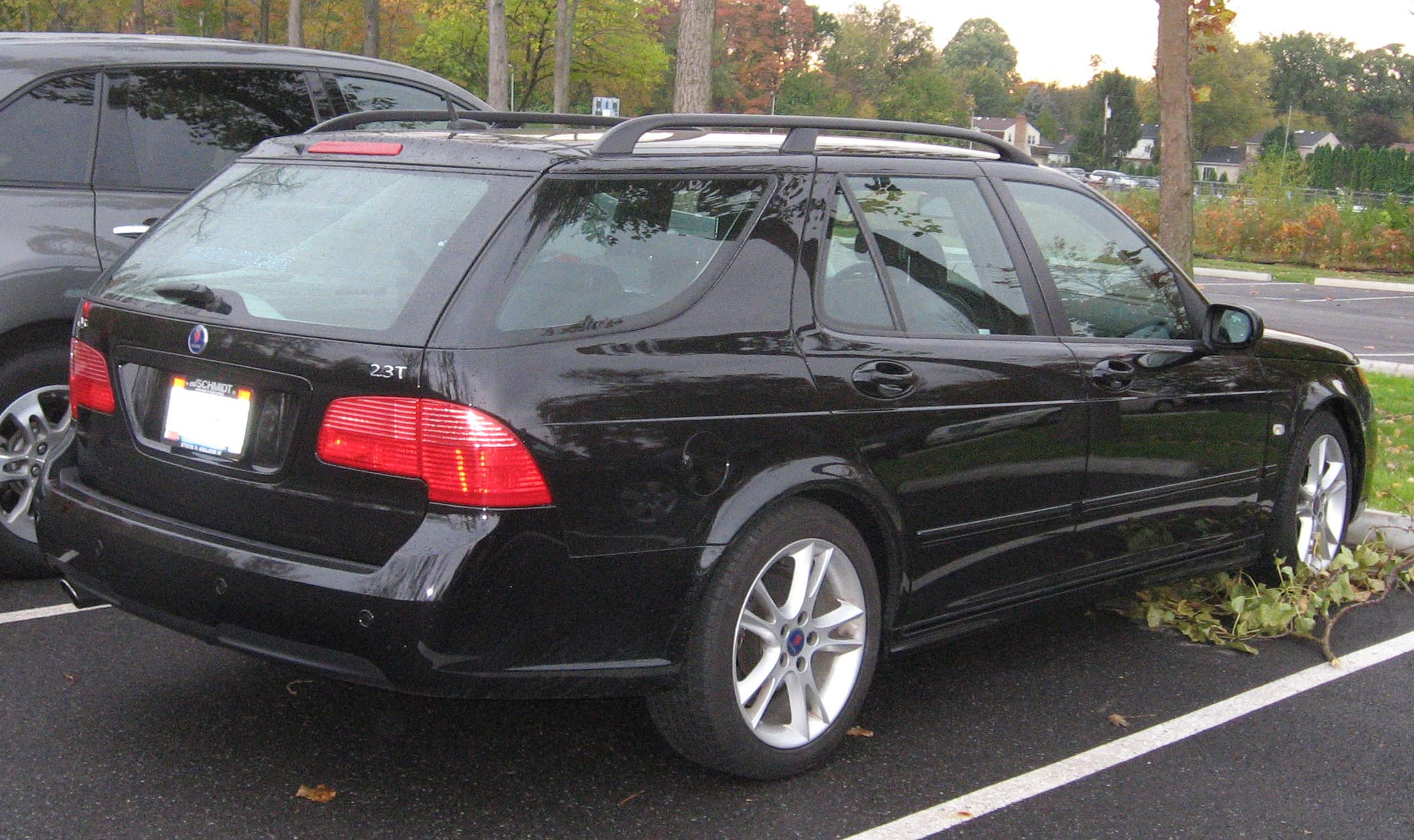 saab 95 station wagon