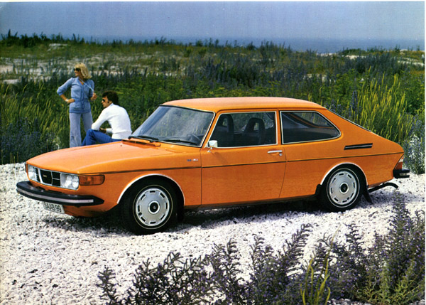 saab 99 combi coupe #0