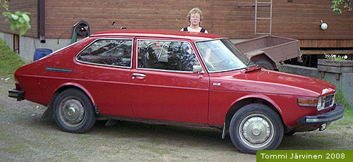 saab 99 combi coupe #2