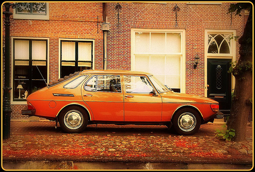 saab 99 combi coupe #3
