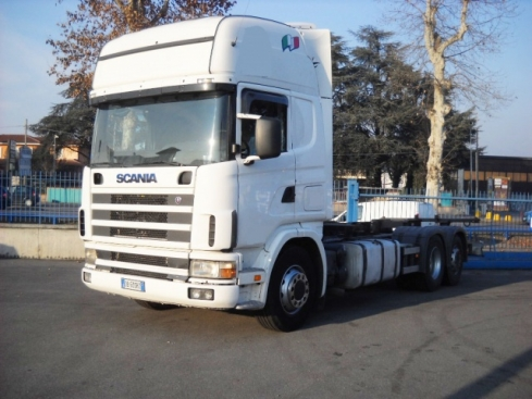 Scania styling norge