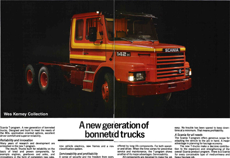 scania t 142-pic. 1