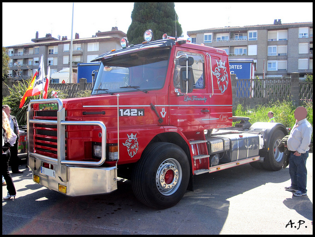 scania t 142 h-pic. 2