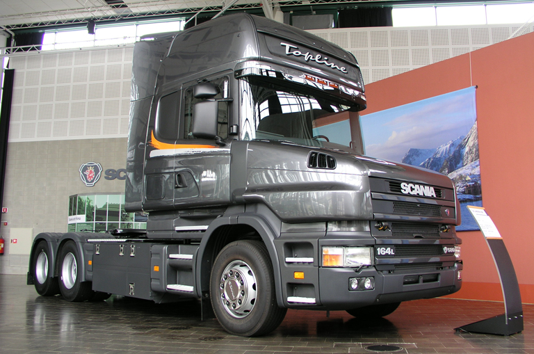 scania t 164-pic. 1