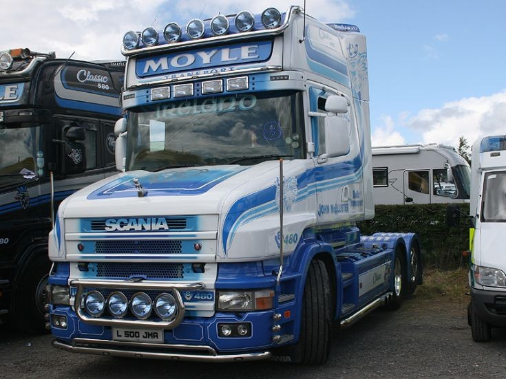 scania t 164-pic. 2