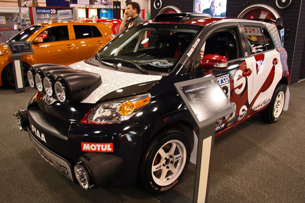 scion xd rally-pic. 2