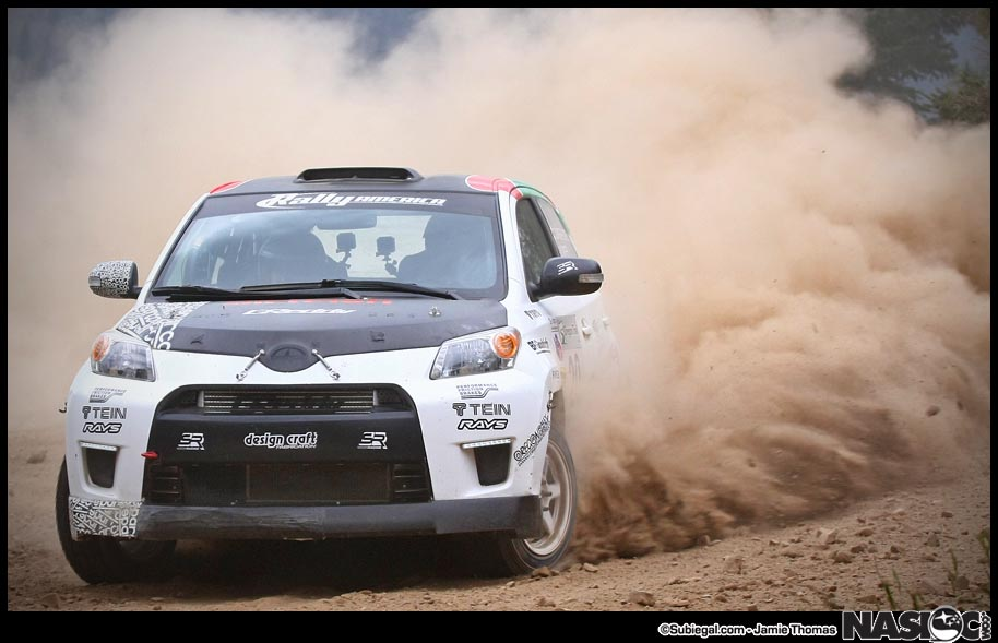 scion xd rally