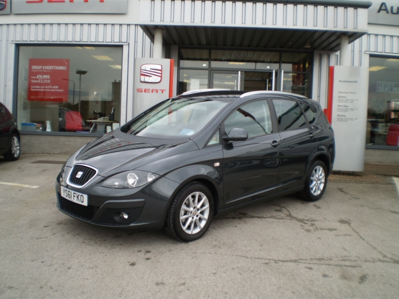 seat altea xl 1.6 tdi ecomotive #3
