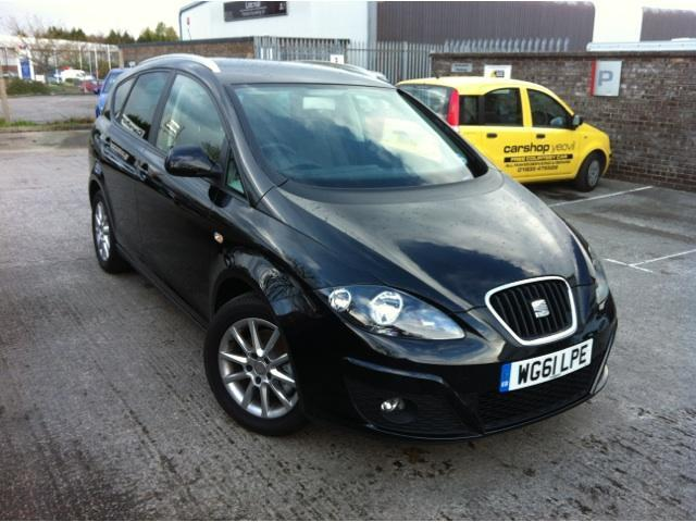 seat altea xl 1.6 tdi ecomotive #4