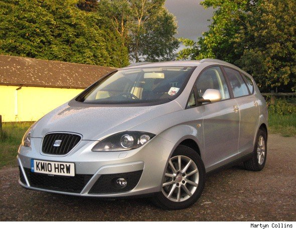 seat altea xl 1.6 tdi ecomotive #5
