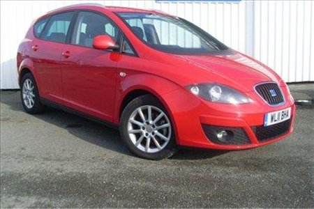 seat altea xl 1.6 tdi ecomotive #6