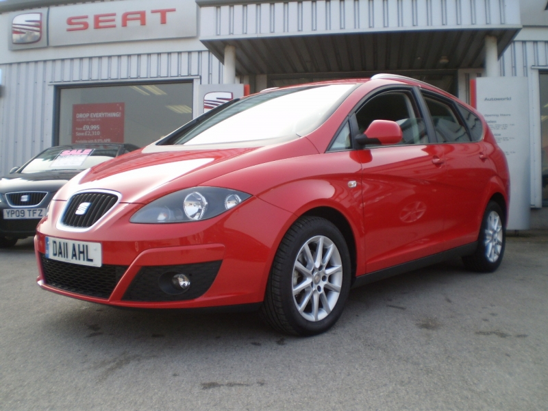 seat altea xl 1.6 tdi ecomotive #7