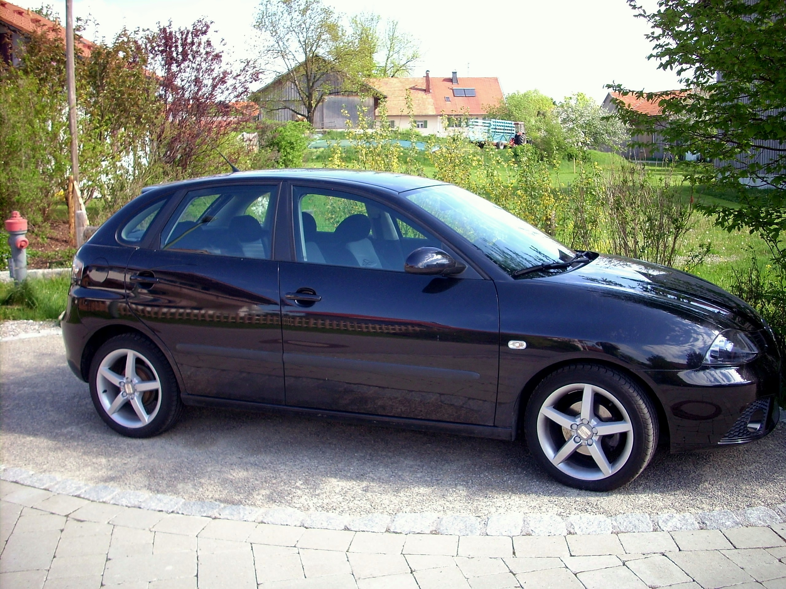 seat ibiza 1 4 i 16v photos and comments. Black Bedroom Furniture Sets. Home Design Ideas