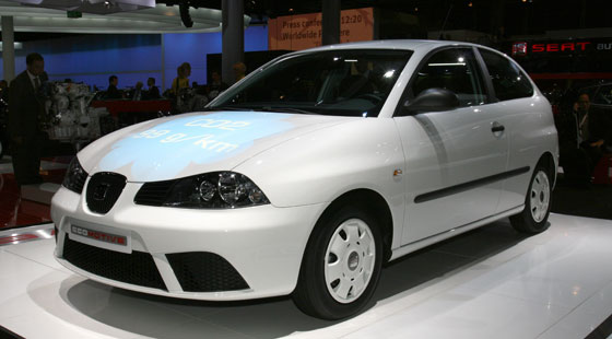 seat ibiza 1 4 tdi ecomotive photos and comments. Black Bedroom Furniture Sets. Home Design Ideas