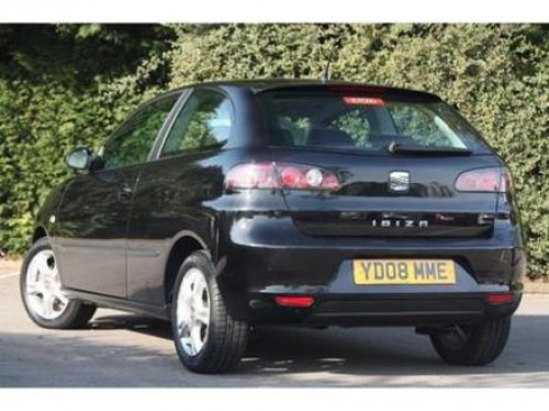 seat ibiza 1 4 tdi reference photos and comments. Black Bedroom Furniture Sets. Home Design Ideas