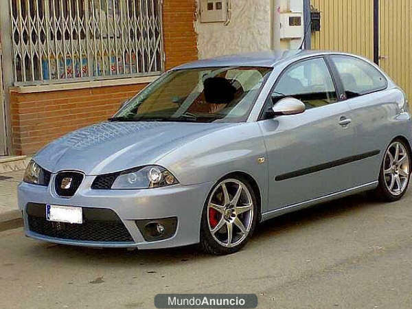 seat ibiza 1 9 tdi fr photos and comments. Black Bedroom Furniture Sets. Home Design Ideas