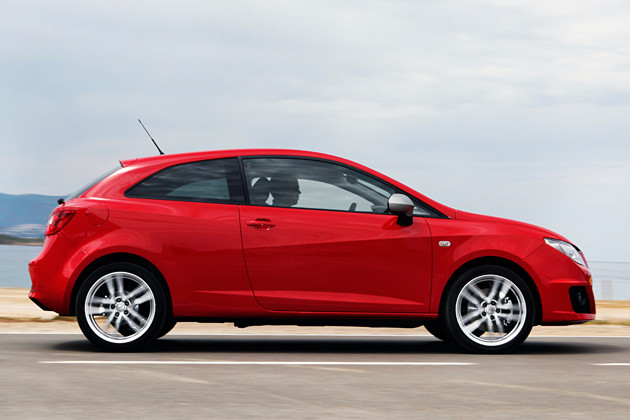 seat ibiza sc fr 1 4 tsi photos and comments. Black Bedroom Furniture Sets. Home Design Ideas