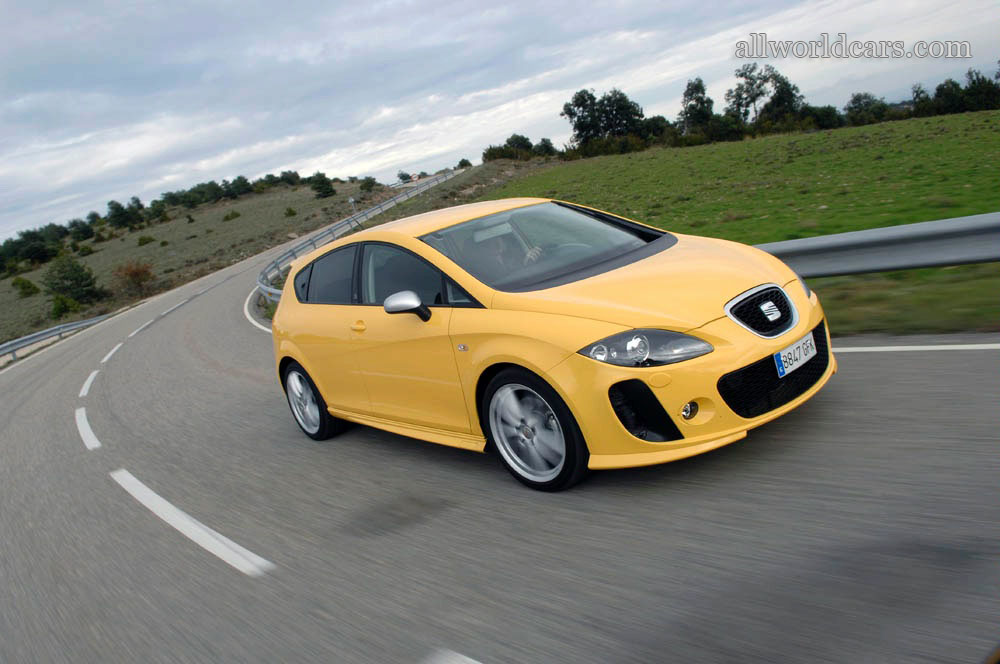 seat leon 1 8 tsi photos and comments. Black Bedroom Furniture Sets. Home Design Ideas