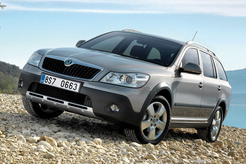skoda octavia combi 2 0 tdi 4x4 photos and comments. Black Bedroom Furniture Sets. Home Design Ideas