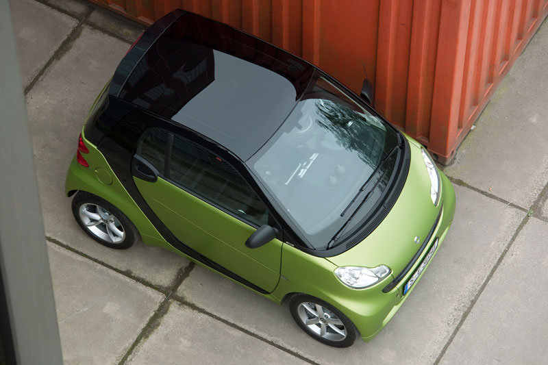 smart fortwo coupe pure cdi #1