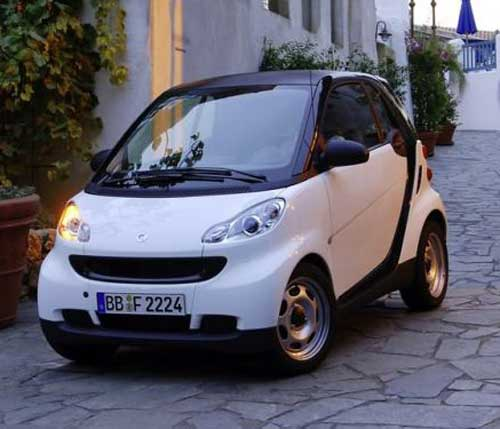 smart fortwo coupe pure cdi #2
