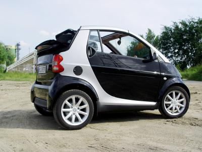 smart fortwo coupe pure cdi #4