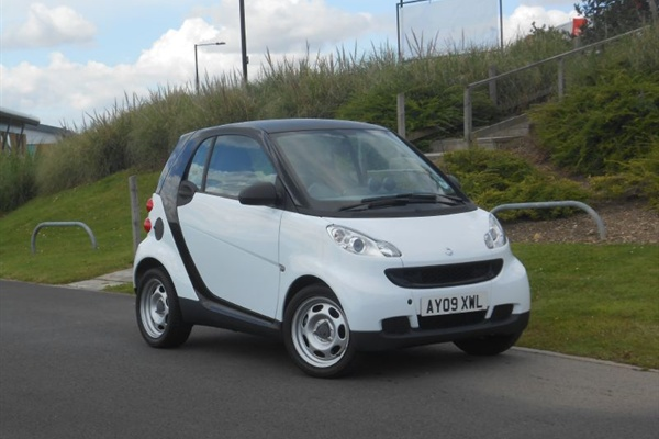 smart fortwo coupe pure cdi #5