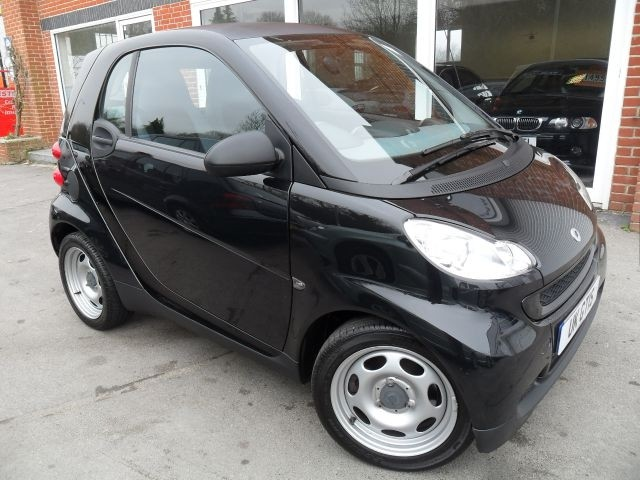 smart fortwo coupe pure cdi #6
