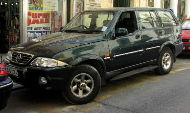 ssangyong musso-pic. 2