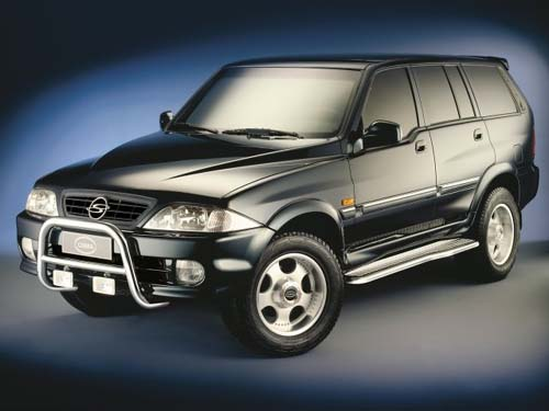 ssangyong musso-pic. 3
