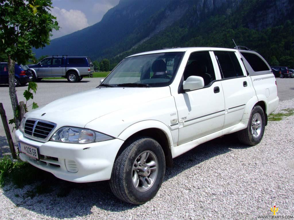 ssangyong musso 2.3 d-pic. 2