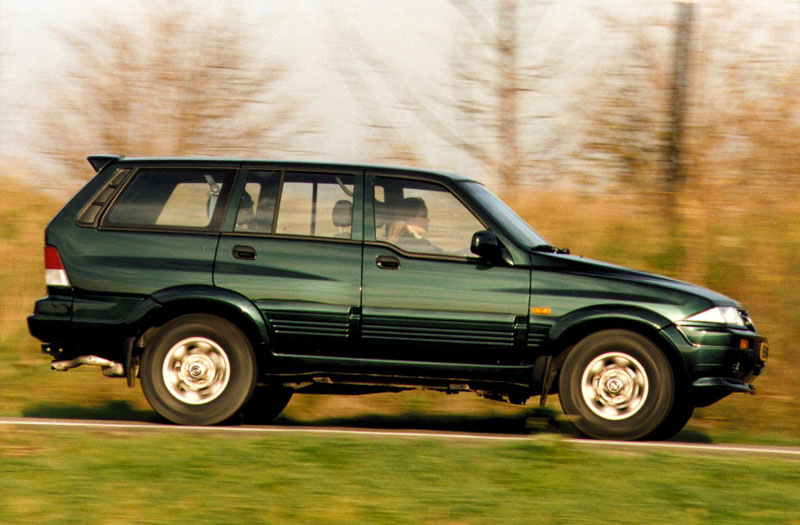 ssangyong musso 2.3 d-pic. 3