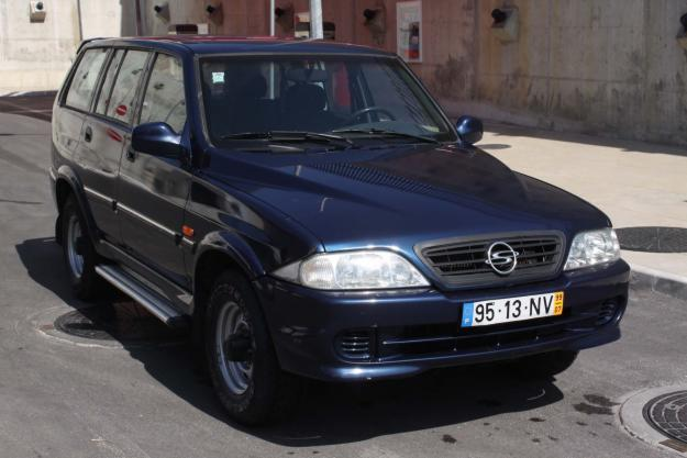 ssangyong musso 2.3 td-pic. 2