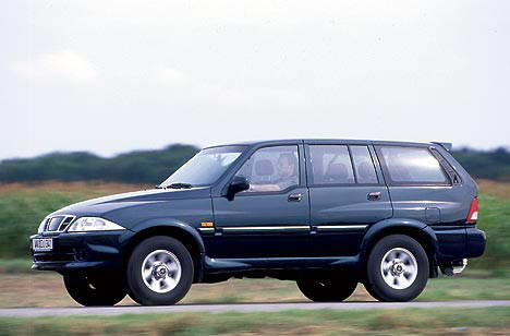 ssangyong musso 2.3 td-pic. 3