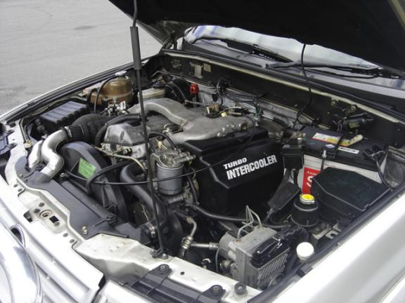 ssangyong musso 2.9 td-pic. 1