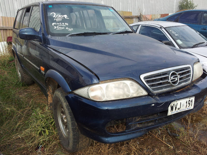 ssangyong musso 3.2-pic. 2