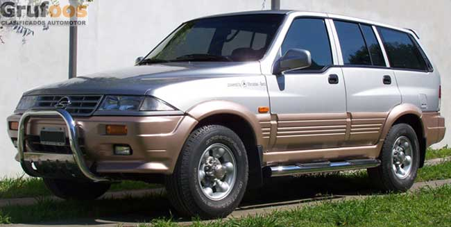 ssangyong musso 602 el-pic. 1