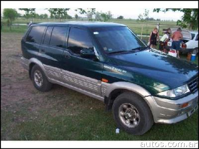 ssangyong musso 602 el-pic. 2